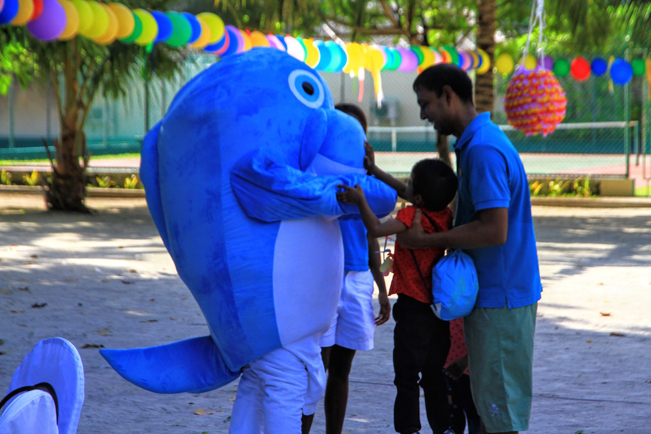 Children's Day, Kurumba Maldives