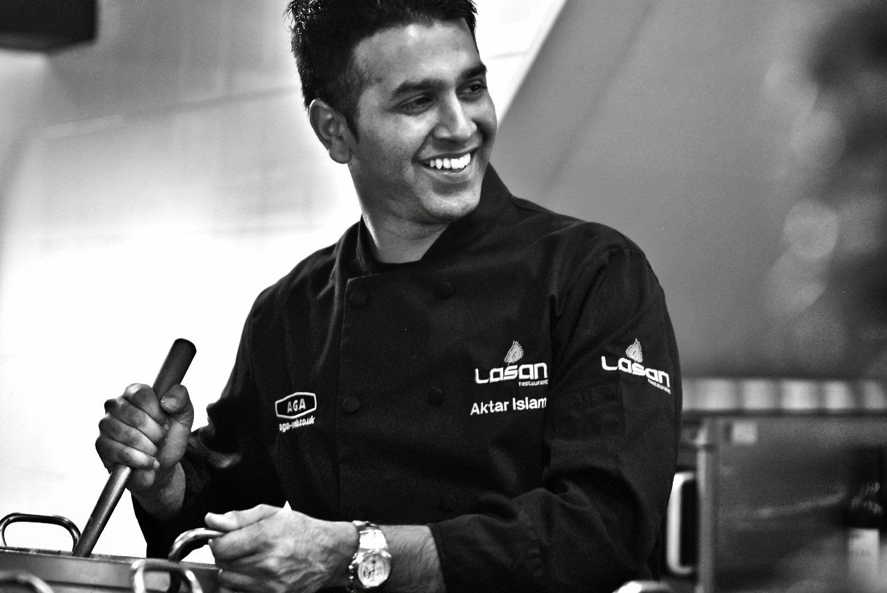 Chef Patron at Lasan, Gordon Ramsay's Best Local Restaurant 2009