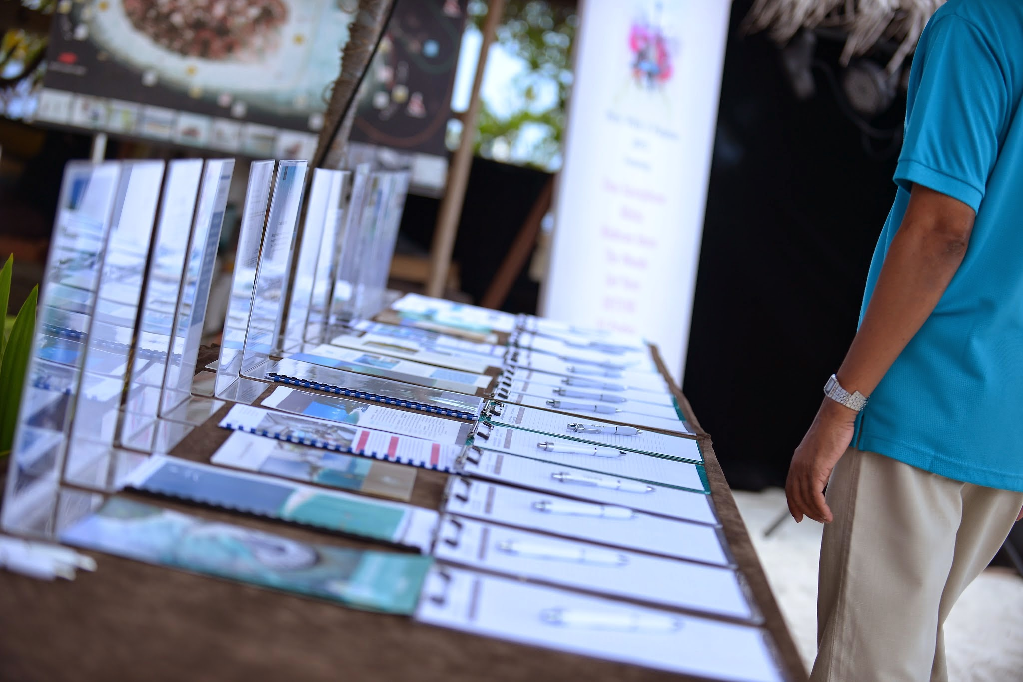 Silent Auction at Kurumba Maldives