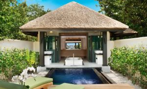 Beach Bungalow with Private Pool, JA Manafaru