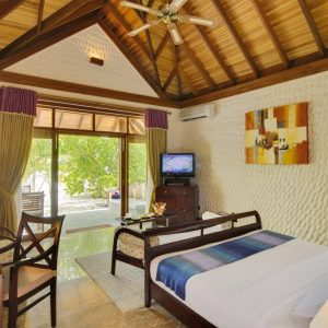 Beach Villas, Olhuveli Beach & Spa Maldives Resort