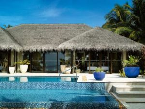 Beach Pool House, Velaa Private Island