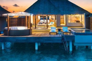 Fabulous Overwater Oasis, W Maldives