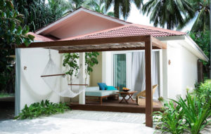 Garden Villa, Holiday Inn Resort Kandooma Maldives