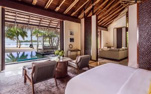 Grand Beach Villa with Pool, One&Only Reethi Rah Maldives