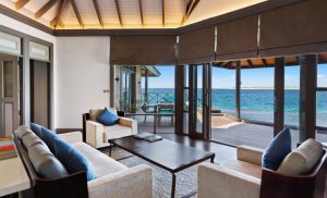 Grand Water Two-Bedroom Suite with Private Infinity Pool, JA Manafaru