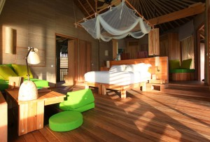 Laamu Water Villa, Six Senses Laamu Maldives