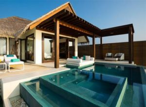 Deluxe Water Pool Villa, Niyama Private Islands Maldives