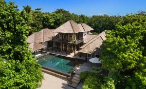 Royal Island Two Bedroom Suite with Pool, JA Manafaru