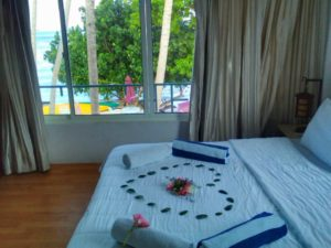 Stadard Double room with Sea View