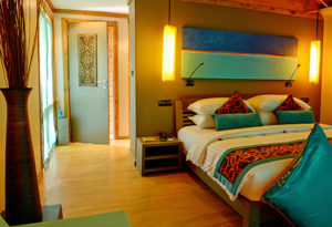 Sunset Beach Villa, Canareef Resort Maldives
