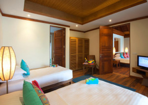 Sunset Family Villa, Anantara Dhigu Resort & Spa