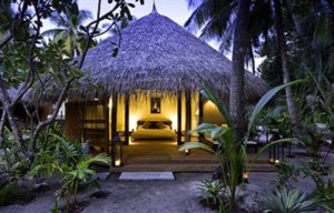 Superior Beach Villa with Jacuzzi, Kuramathi Maldives