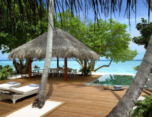 Two-Bedroom Family Beach Villa, Dusit Thani Maldives