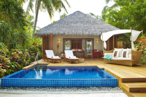 Baros Pool Villas, Baros Maldives