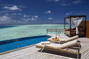 Water Pool Villas, Baros Maldives