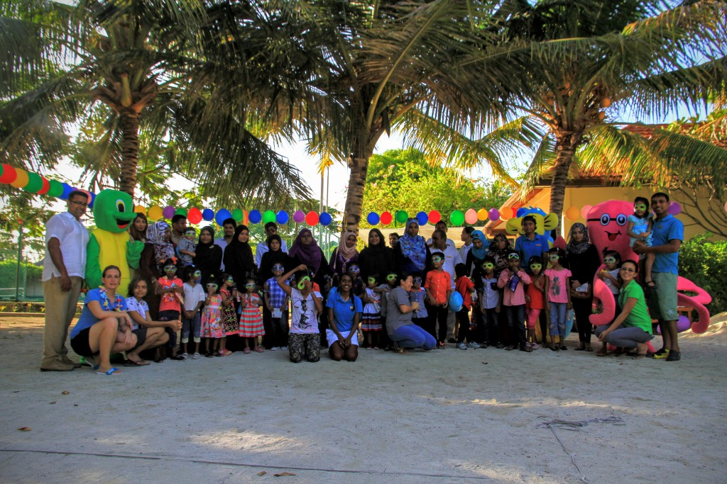 International Children's Day, Kurumba Maldives