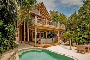 2 Bedroom Crusoe Villa Suite with pool, Soneva Fushi