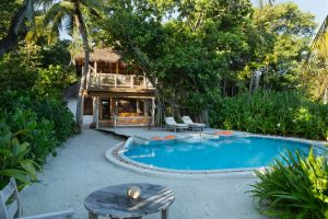 Crusoe Villa Suite with Pool, Soneva Fushi