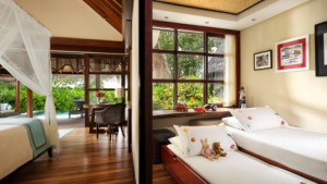Sunset Family Beach Bungalow with Pool, Four Seasons Resort Maldives at Kuda Huraa