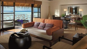 Sunrise One Bedroom Water Suite, Four Seasons Resort Maldives at Kuda Huraa