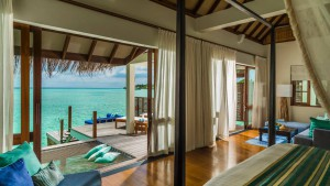 Sunrise Water Villa, Four Seasons Resort Maldives at Landaa Giraavaru