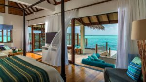 Sunrise Water Villa with Pool, Four Seasons Resort Maldives at Landaa Giraavaru