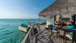 Sunset Two Bedroom Water Suite, Four Seasons Resort Maldives at Kuda Huraa