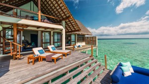Sunset Water Villa, Four Seasons Resort Maldives at Landaa Giraavaru