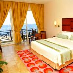 Super Deluxe Room with Jacuzzi, Hulhule Island Hotel