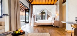 Water Suite with Private Pool, Maalifushi by COMO