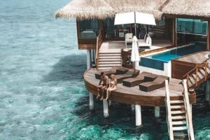 huvafenfushi maldives over water villa