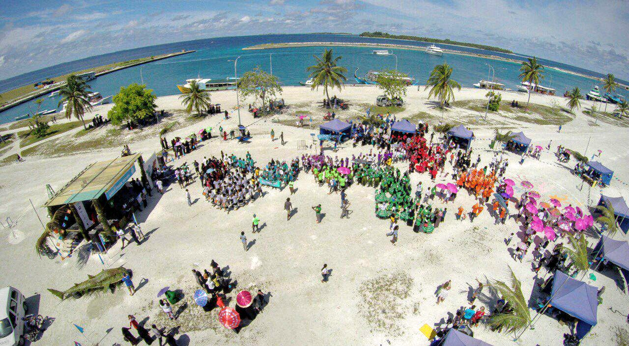 3rd Annual Maldives Whale Shark Festival at Maamigili 2015