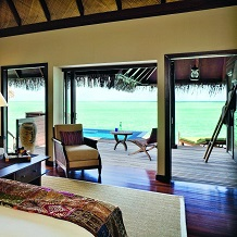 Deluxe Lagoon Villas with Plunge Pool, Taj Exotica Resort & Spa