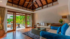 Deluxe Sunset Beach Villa with Pool, Hideaway Beach Resort & Spa