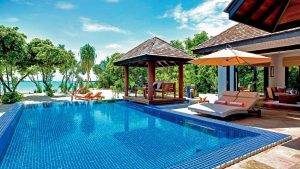 Family Villa with Pool, Hideaway Beach Resort & Spa