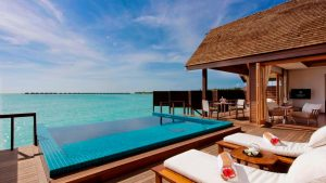 Ocean Villa with Pool, Hideaway Beach Resort & Spa