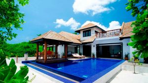 Two Bedroom Family Villa with Pool, Hideaway Beach Resort & Spa