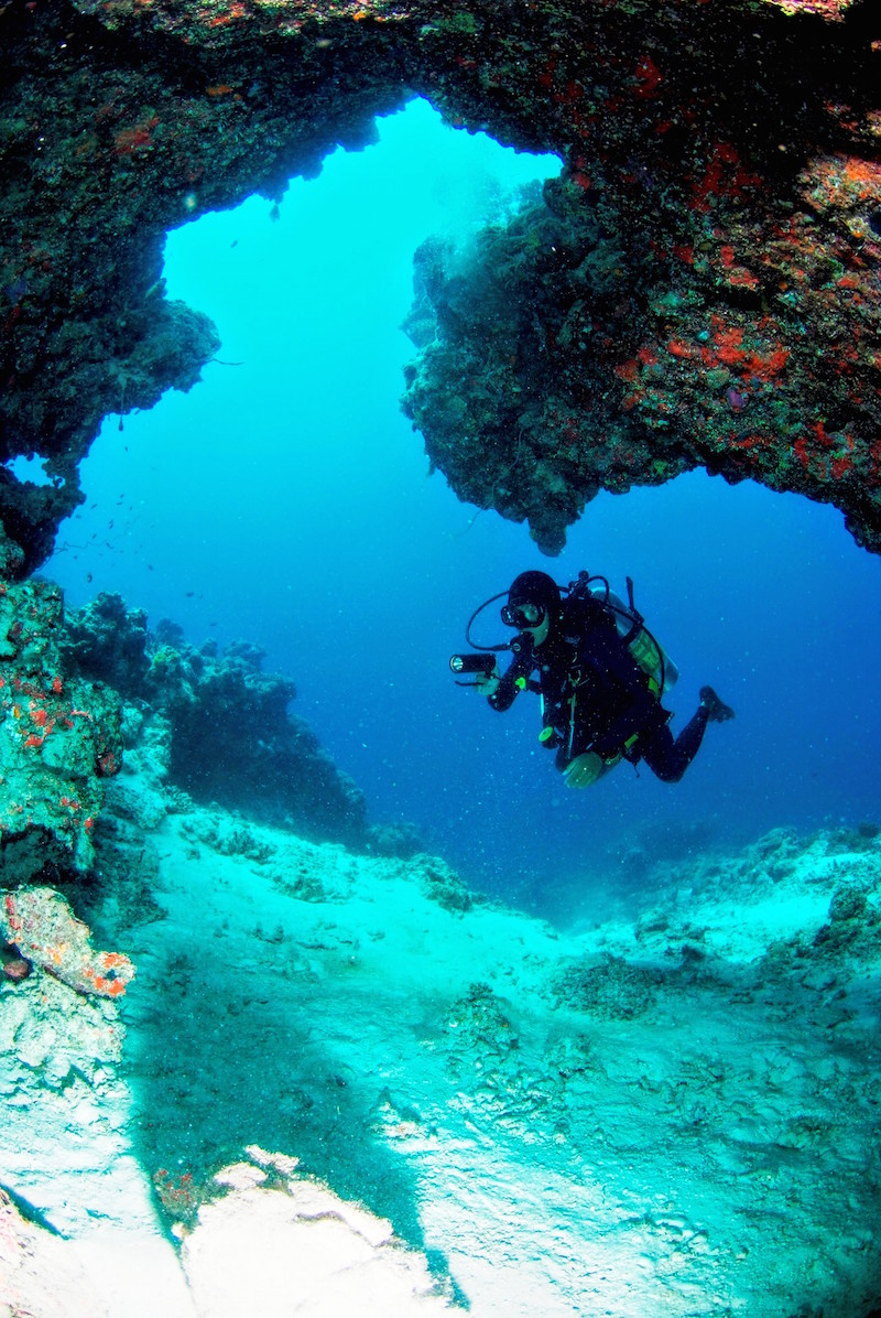 Diving in South Malé Atoll