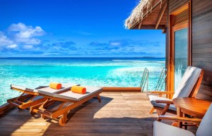 Club Water Bungalow, Sheraton Maldives Full Moon Resort & Spa