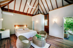 Garden Room, Nika Island Resort & Spa