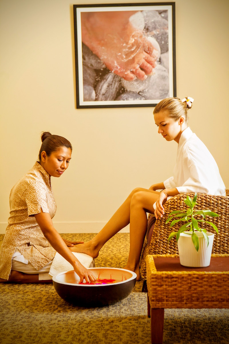 Pedicure, Veli Spa, Kurumba Maldives