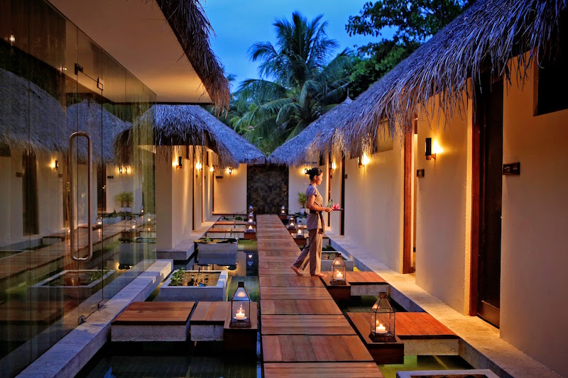 Veli Spa, Kurumba Maldives