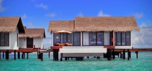 Water Pool Villa, The Residence Maldives