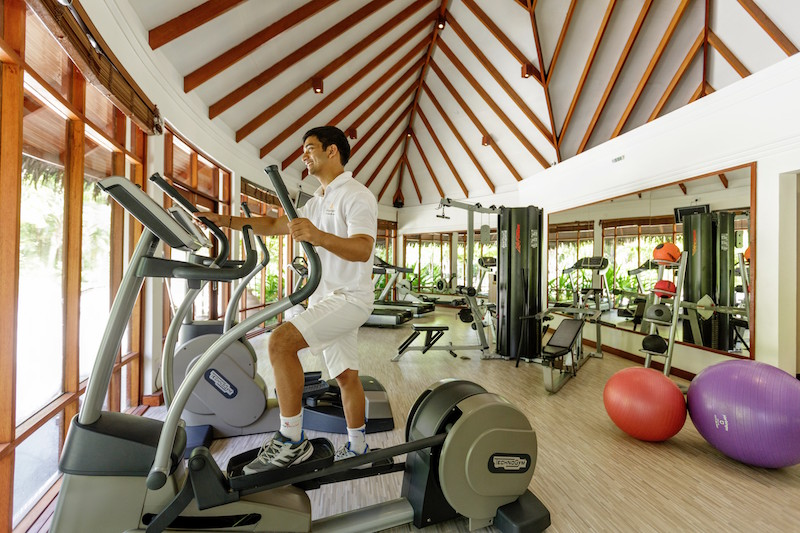 Anantara Dhigu Resort Gym