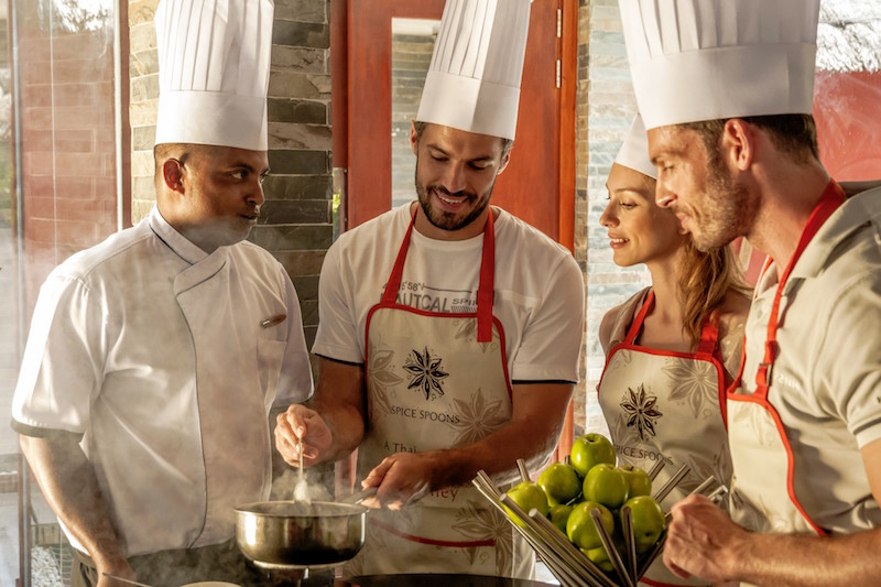 Anantara Spice Spoons Cooking Class