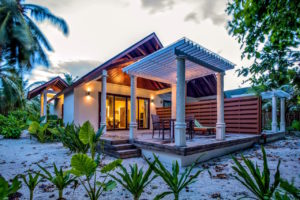 Premium Garden Villa, Furaveri Island Resort and Spa