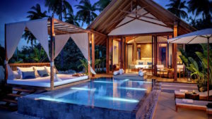 Premium Pool Villa, Furaveri Island Resort and Spa