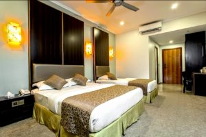 Deluxe Family Room, Kaani Village and Spa
