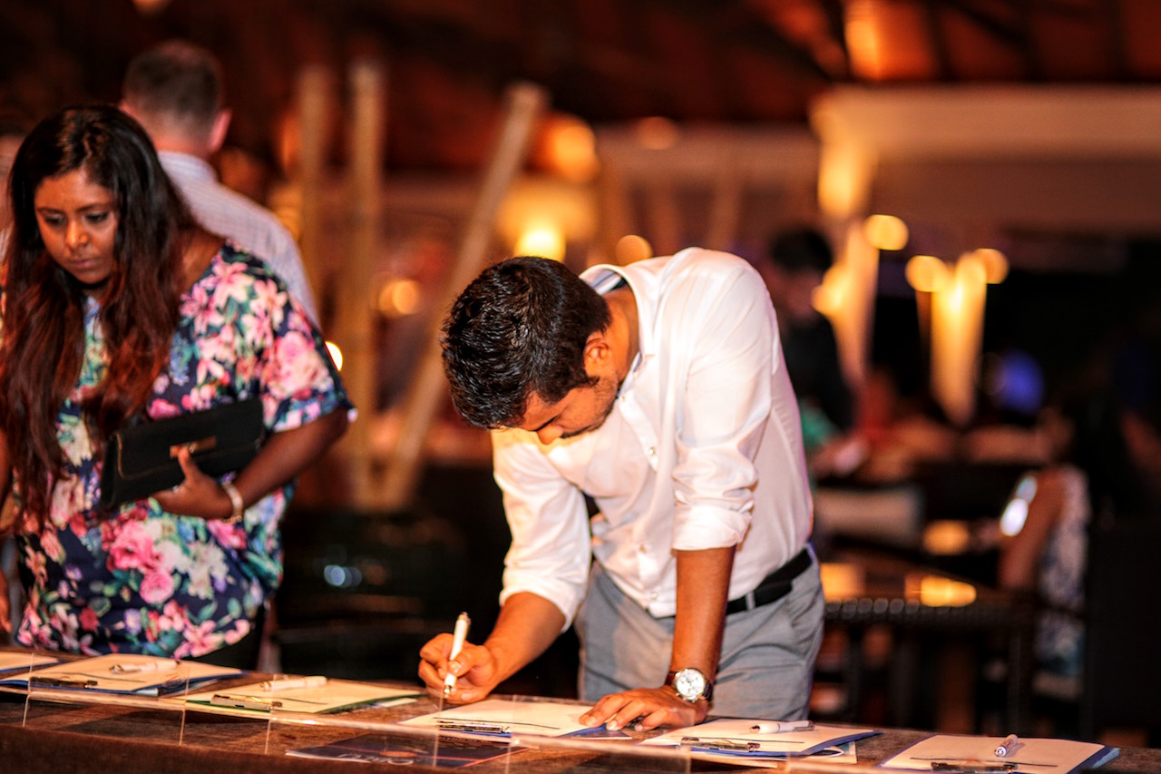 Party with a Purpose 2016, Kurumba Maldives